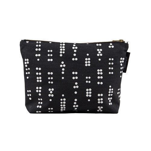 Ctrl purse Dot Black