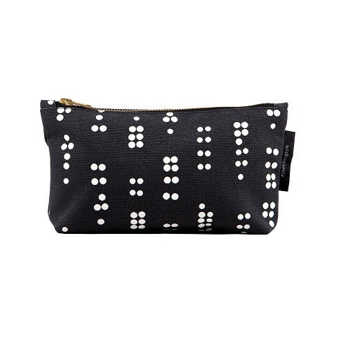 Shift purse Dot Black
