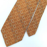 59'' LONG WARDROBE MANAGEMENT DESIGN MADE IN ITALY Waves Woven Necktie I1-755