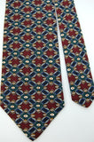 XMI 325 Series Handmade Maroon Green Blue Silk Men Necktie Tie Z2-64