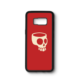 Red Panda Skull-  Phone Case Case
