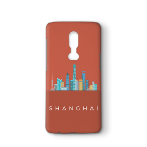 Shanghai Skyline - Tropical