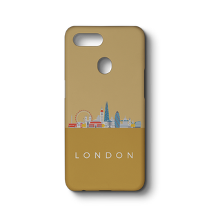 London Skyline - Tropical