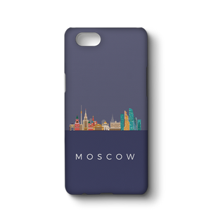 Moscow Skyline - Tropical