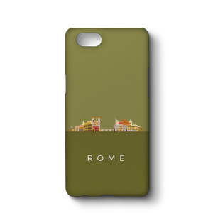 Rome Skyline - Tropical