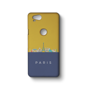 Paris Skyline - Signature