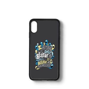 sports shoes 30791 23c28 Ghost Believe- Phone Case Case