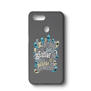 Ghost Believe- Phone Case Case