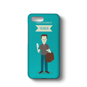 Guess I'm Going To Yemen - Chandler Bing