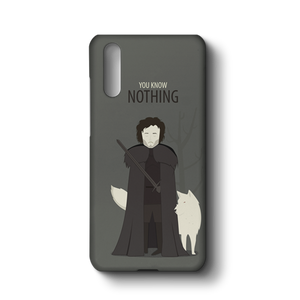 You know Nothing - John Snow