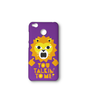 Talking Lion