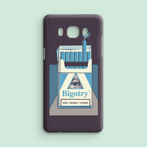 Bigotry Blue