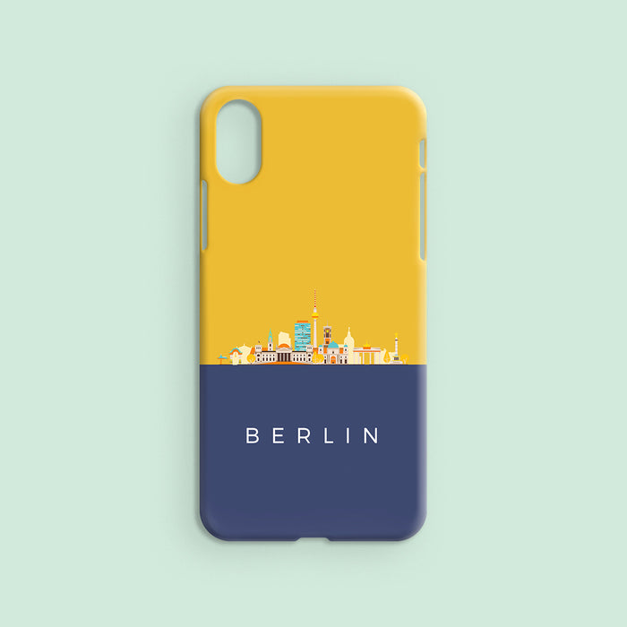 Berlin Skyline - Signature