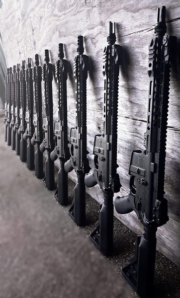 Duty Rifles for Police Department Purchasing