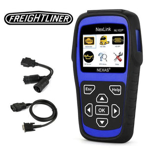 Finding a Diagnostic Tool for your Freightliner Cascadia