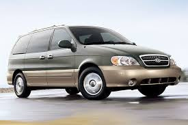 Kia Sedona Repair Manual Procedures