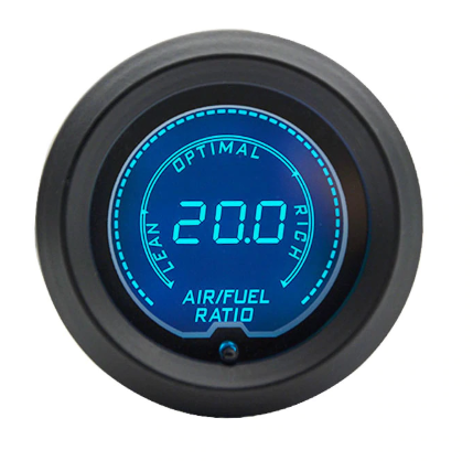 Fiat Air/Fuel Ratio Gauge