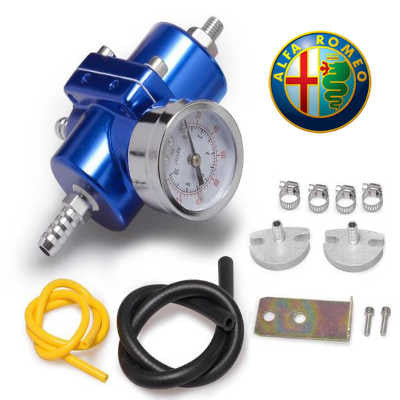 Alfa Romeo Adjustable Fuel Pressure Regulator