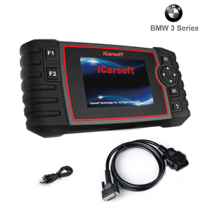 BMW 3 Series Diagnostic Scanner & DPF Regeneration Tool