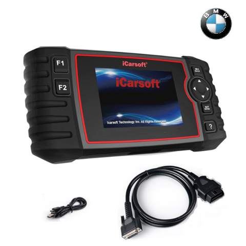 BMW 7 Series Diagnostic Scanner & DPF Regeneration Tool