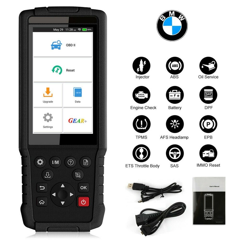 BMW Diagnostic & DPF Regeneration Tool
