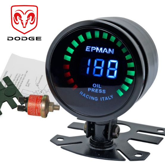 Dodge Oil Pressure Gauge