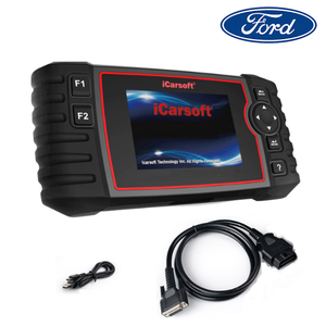 Ford E-Series Diagnostic Scanner & DPF Regeneration Tool