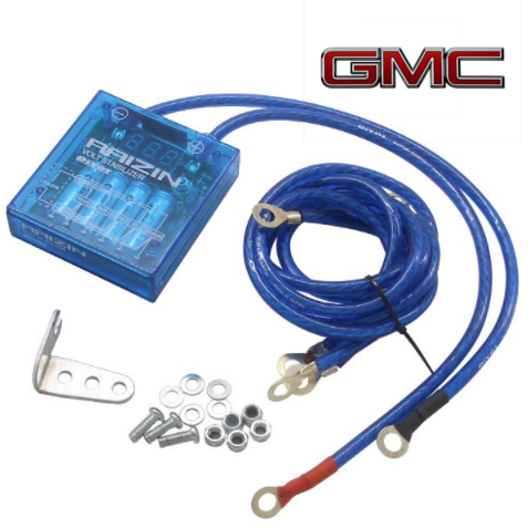 GMC Performance Voltage Stabilizer Boost Chip