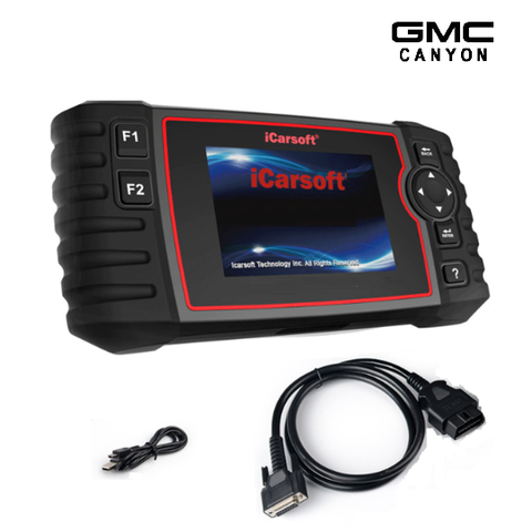GMC Canyon Diagnostic Scanner & DPF Regeneration Tool