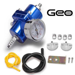 Geo Adjustable Fuel Pressure Regulator
