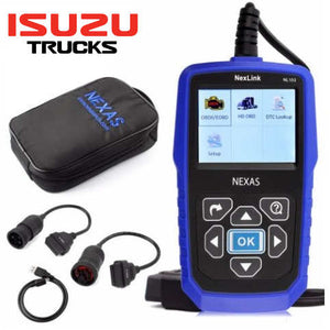 Isuzu Truck Diagnostic Scanner Fault Code Reader