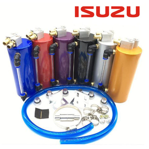 Isuzu Oil Catch Can