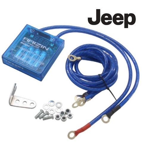 Jeep Performance Voltage Stabilizer Boost Chip