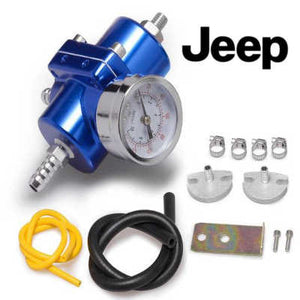 Jeep Adjustable Fuel Pressure Regulator