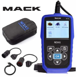 Mack Truck Diagnostic Scanner Fault Code Reader