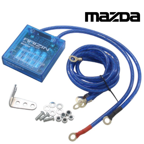 Mazda Performance Voltage Stabilizer Boost Chip