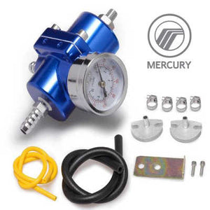 Mercury Adjustable Fuel Pressure Regulator