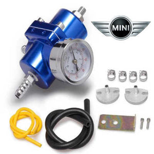 Mini Adjustable Fuel Pressure Regulator