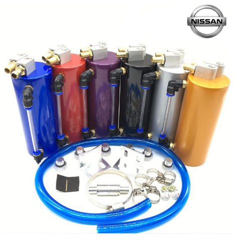 Nissan Oil Catch Can