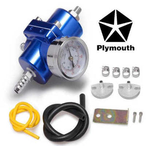 Plymouth Adjustable Fuel Pressure Regulator
