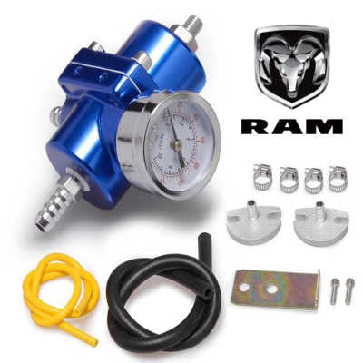 RAM Adjustable Fuel Pressure Regulator