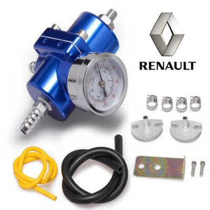 Renault Adjustable Fuel Pressure Regulator