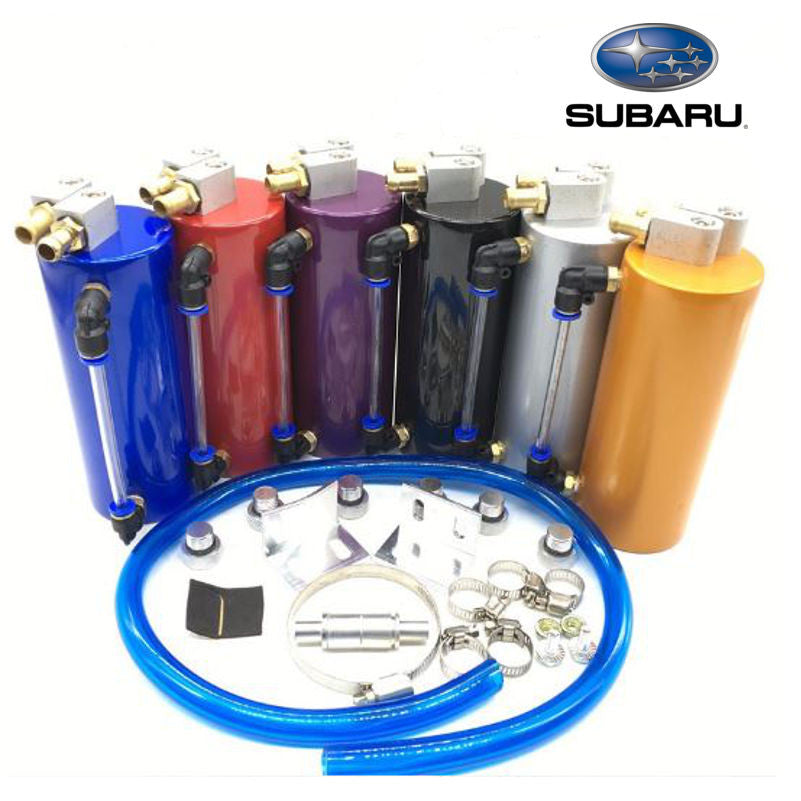 Subaru Oil Catch Can