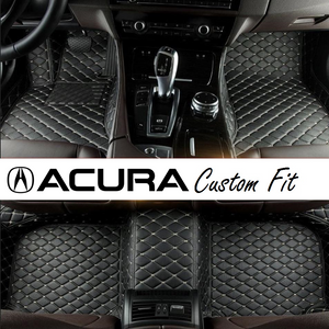 Acura Leather Custom Fit Car Mat Set