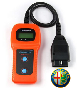 Alfa Romeo U480 OBD2 Car Diagnostic Scanner Fault Code Reader