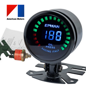 American Motors Oil Pressure Gauge