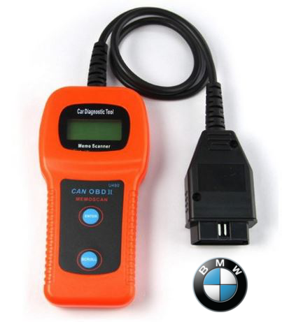 BMW U480 OBD2 Car Diagnostic Scanner Fault Code Reader
