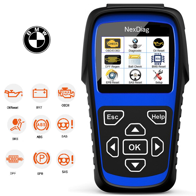 BMW Multi Function Diagnostic Tool