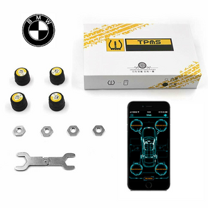 BMW Bluetooth Tire Pressure Monitoring System (TPMS)