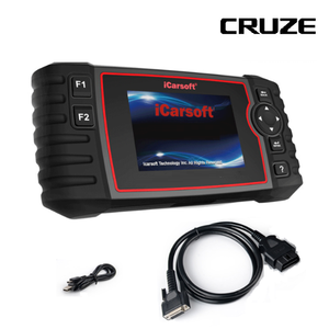 Chevrolet Cruze Diagnostic Scanner & DPF Regeneration Tool